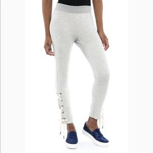Emery Lace Ankle Sweatpants